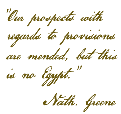 Nathanael Greene Quotes